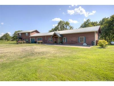 Skiatook Single Family Home For Sale: 16540 E Ranch Land Road