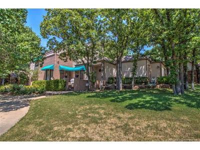 Tulsa Single Family Home For Sale: 8524 S Winston Avenue