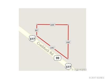 Residential Lots & Land For Sale: 1120 S Cradduck Road