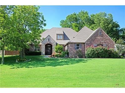 Claremore Single Family Home For Sale: 8539 E Amber Drive