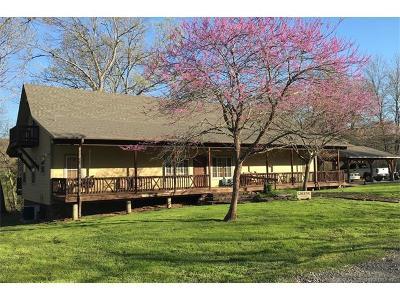 Park Hill OK Single Family Home For Sale: $294,900