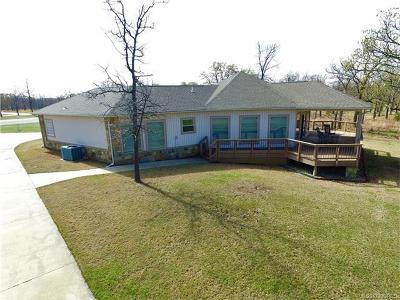 Cookson OK Single Family Home For Sale: $499,000