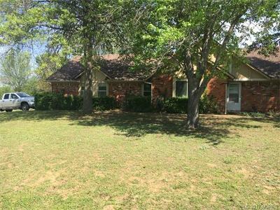 Broken Arrow Single Family Home For Sale: 6523 S 276th East Avenue