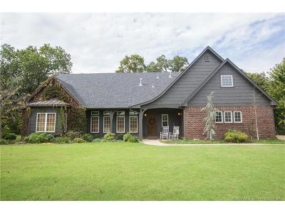 Catoosa Single Family Home For Sale: 3526 Crestview Lane