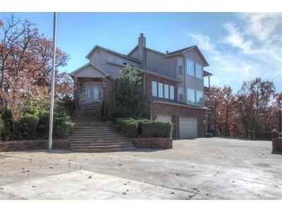 Skiatook Single Family Home For Sale: 13385 Wells Drive