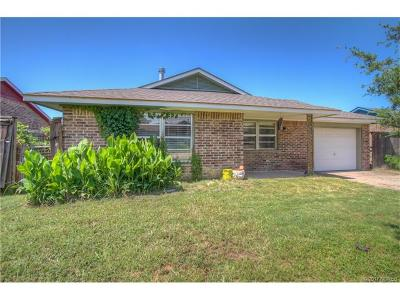Catoosa Single Family Home For Sale: 523 Chief Stan Waite Court