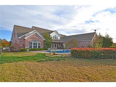 Bixby Single Family Home For Sale: 14648 S 52nd East Avenue