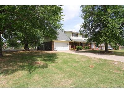 Bixby Single Family Home For Sale: 9415 E 140th Street