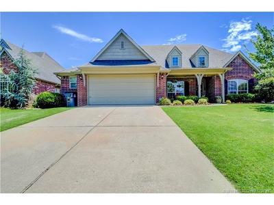 Jenks Single Family Home For Sale: 11711 S Umber Street