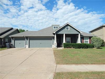 Bixby Single Family Home For Sale: 13670 S 87th East Avenue