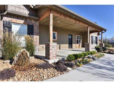 Bixby Single Family Home For Sale: 2619 E 161st Street S