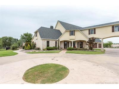 Coweta Single Family Home For Sale: 33942 E State Hwy 51 Highway