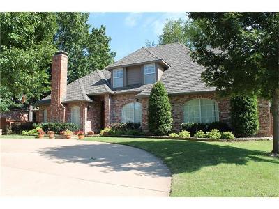 Tulsa Single Family Home For Sale: 4422 E 90th Street
