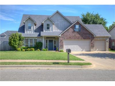 Sand Springs Single Family Home For Sale: 709 W 40th Street