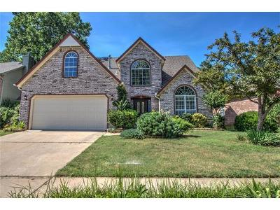 Jenks Single Family Home For Sale: 1305 W 113th Street S