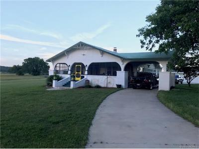 Skiatook Single Family Home For Sale: 90 Brennan Avenue