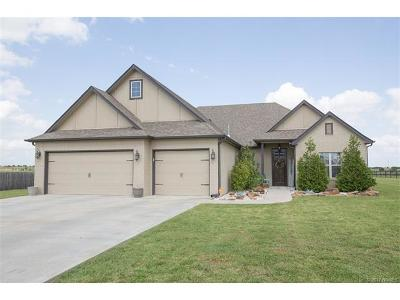 Skiatook Single Family Home For Sale: 14183 N Sandstone Avenue
