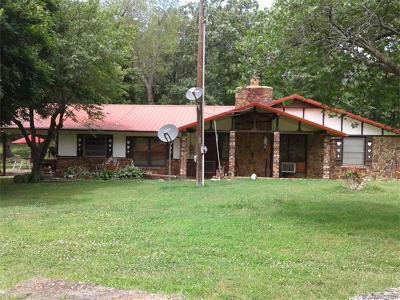Park Hill OK Single Family Home For Sale: $210,000