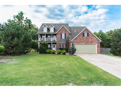 Sand Springs Single Family Home For Sale: 704 W 37th Street