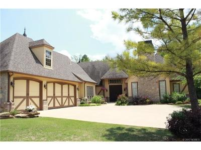 Claremore Single Family Home For Sale: 3401 Heritage Hills Parkway