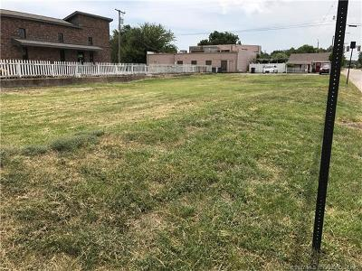 Jenks Residential Lots & Land For Sale: 502 E A. Street