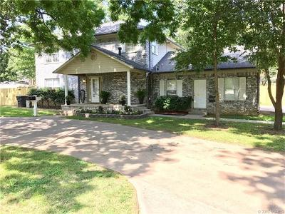 Tahlequah OK Single Family Home For Sale: $245,000