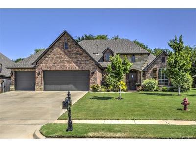 Broken Arrow Single Family Home For Sale: 1400 W Ulysses Street