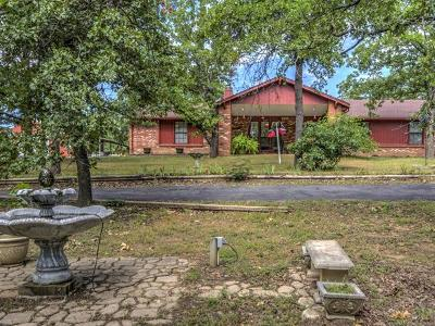 Sapulpa Single Family Home For Sale: 2126 Timber Hill Drive