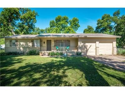 Bixby Single Family Home For Sale: 17002 S 87th East Avenue