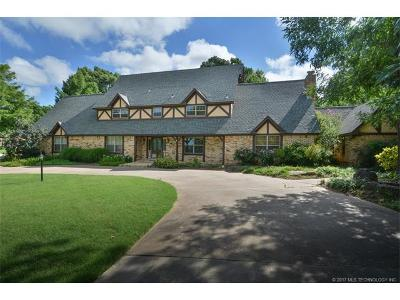 Broken Arrow Single Family Home For Sale: 58 St Andrews Circle