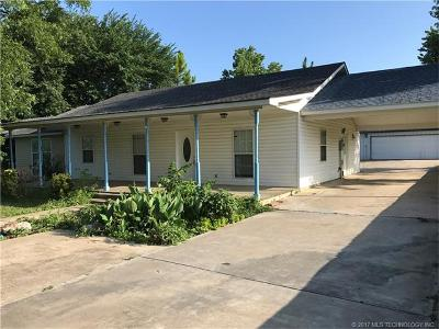 Ada OK Single Family Home For Sale: $119,900