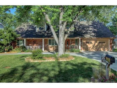 Tulsa Single Family Home For Sale: 8180 S Quebec Avenue