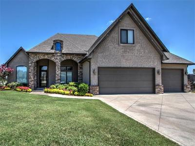 Bixby Single Family Home For Sale: 14651 S Gary Avenue