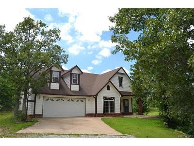 Skiatook Single Family Home For Sale: 10298 W 160th Street North