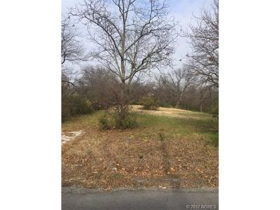 Ada OK Residential Lots & Land For Sale: $82,000