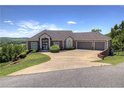 Skiatook Single Family Home For Sale: 8292 E Destiny Lane