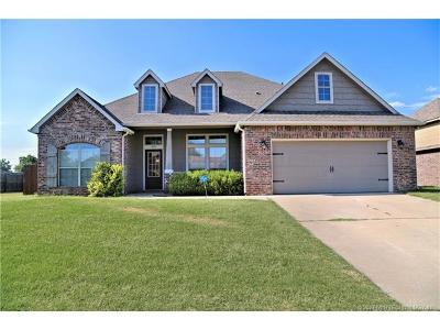 Glenpool Single Family Home For Sale: 1009 E 135th Place