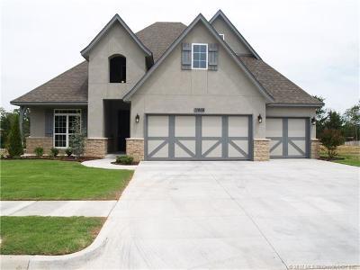 Jenks Single Family Home For Sale: 11459 S Ash Street