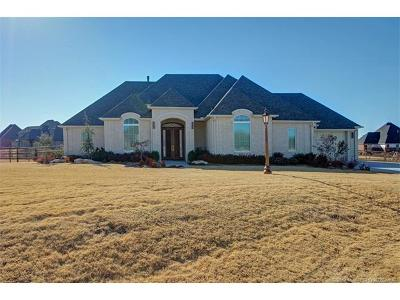 Owasso Single Family Home For Sale: 6568 N Deer Ridge Court