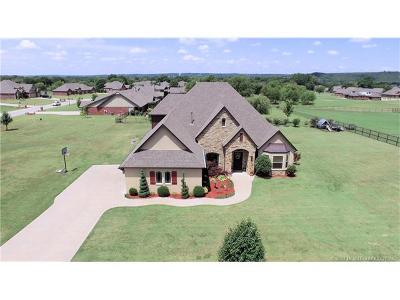 Sand Springs Single Family Home For Sale: 5918 S 130th West Avenue
