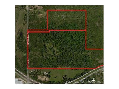 Catoosa Residential Lots & Land For Sale: N Lynn Lane Road