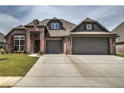 Bixby Single Family Home For Sale: 14734 S Urbana Avenue