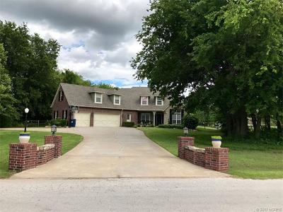 Owasso Single Family Home For Sale: 7313 N 199th East Avenue