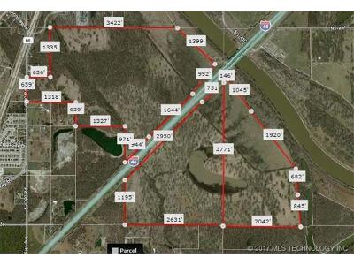 Catoosa Residential Lots & Land For Sale: 3215 N 225th East Avenue
