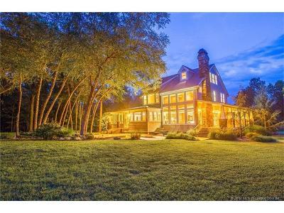 Coweta Single Family Home For Sale: 26001 E 161st Street S