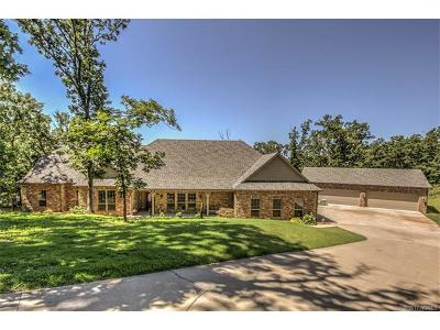 Broken Arrow Single Family Home For Sale: 5943 S 298th East Avenue
