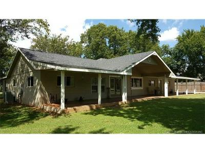 Claremore Single Family Home For Sale: 15303 E 470 Road