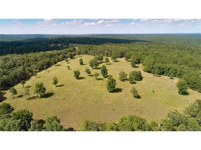 Cherokee County Residential Lots & Land For Sale: N 593 Road