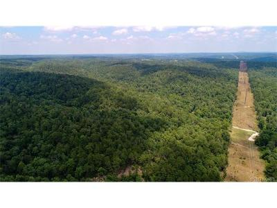 Cherokee County Residential Lots & Land For Sale: County Line Road