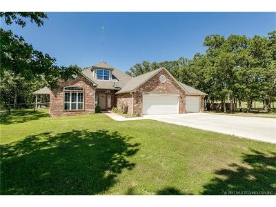 Sand Springs Single Family Home For Sale: 17769 W 35th Street S